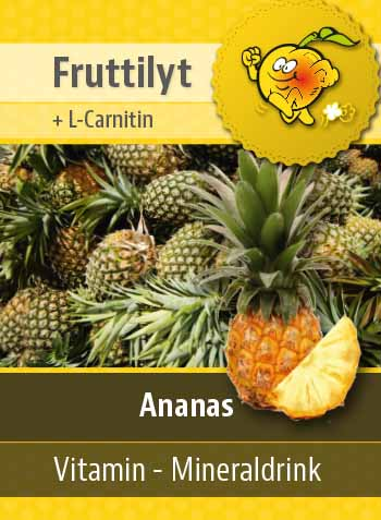 Fruttilyt Ananas