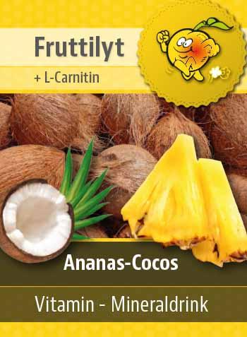 Fruttilyt Ananas-Cocos