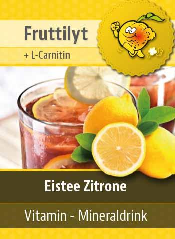 Fruttilyt Eistee Zitrone