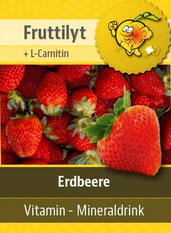 Fruttilyt Erdbeere