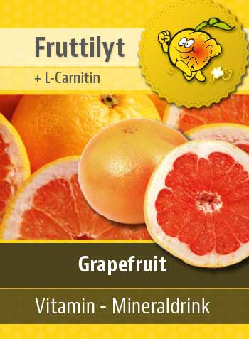 Fruttilyt Grapefruit