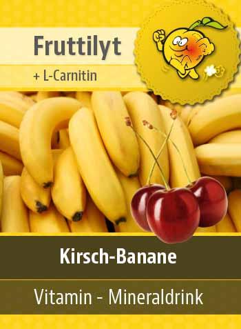 Fruttilyt Kirsch-Banane