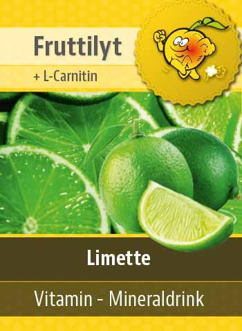 Fruttilyt Limette