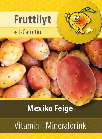 Fruttilyt Mexiko Feige