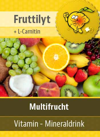 Fruttilyt Multifrucht