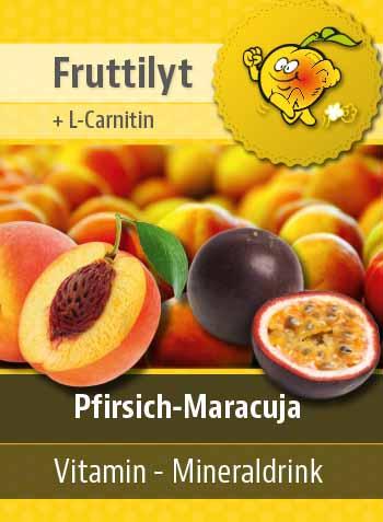 Fruttilyt Pfirsich-Maracuja