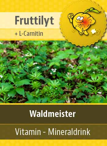 Fruttilyt Waldmeister