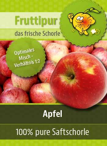 Fruttipur Apfel